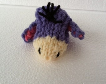 FREE KNITTING PATTERNS FOR EEYORE - VERY SIMPLE FREE KNITTING PATTERNS