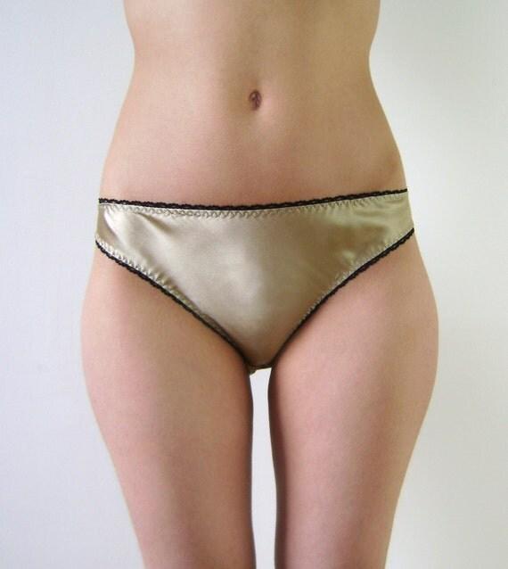 Bikini Silk Panties 81