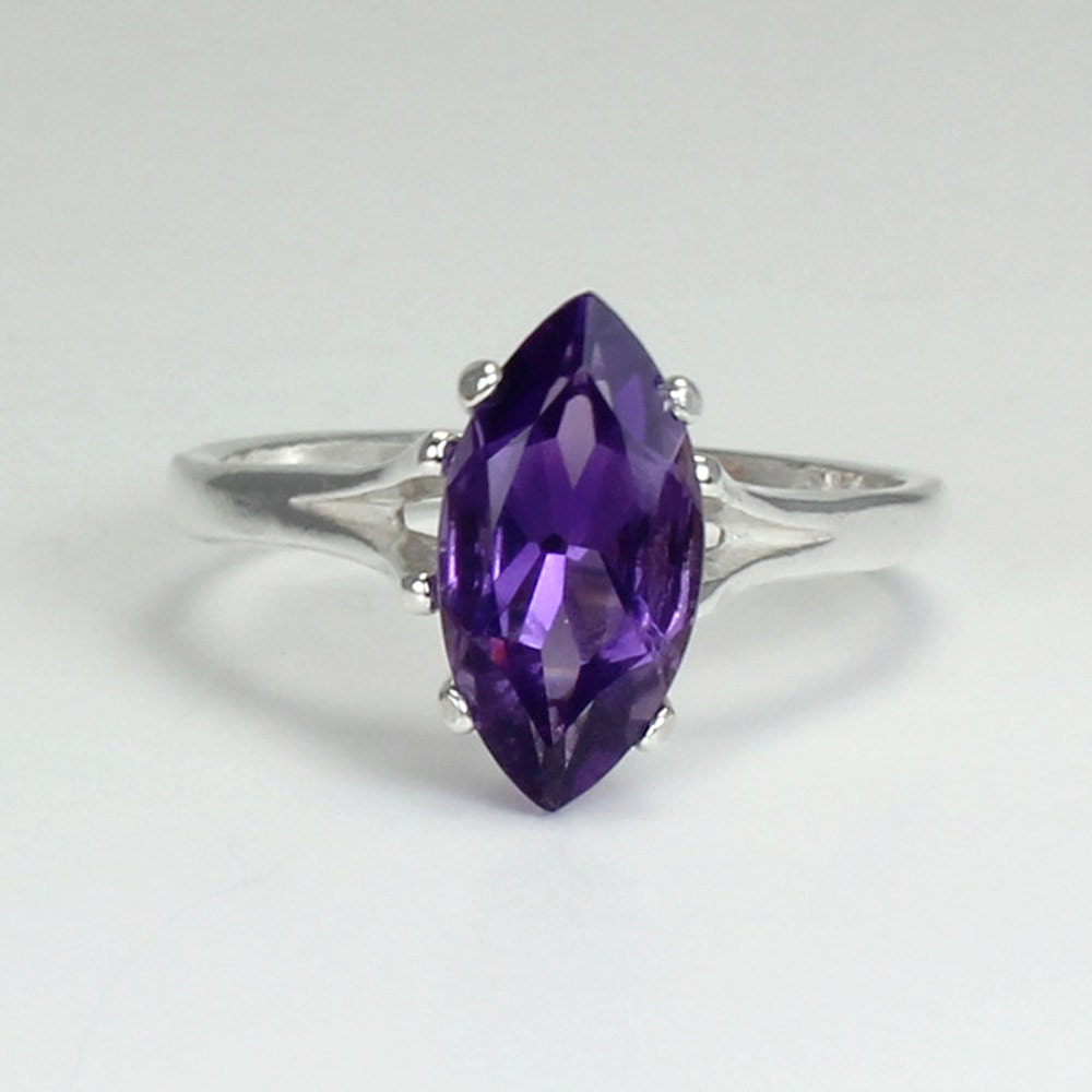 amethyst rings - photo #49