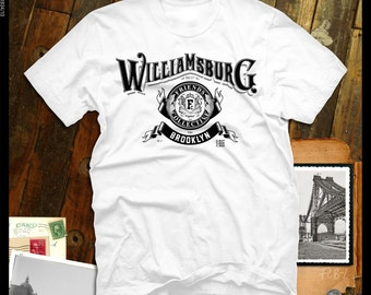 Williamsburg Brooklyn N.Y.  T-shirt
