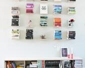 12 Small - Bookshelves floating