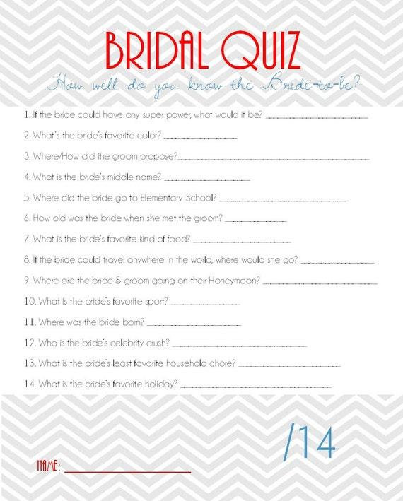 blogs bridal buzz shower games