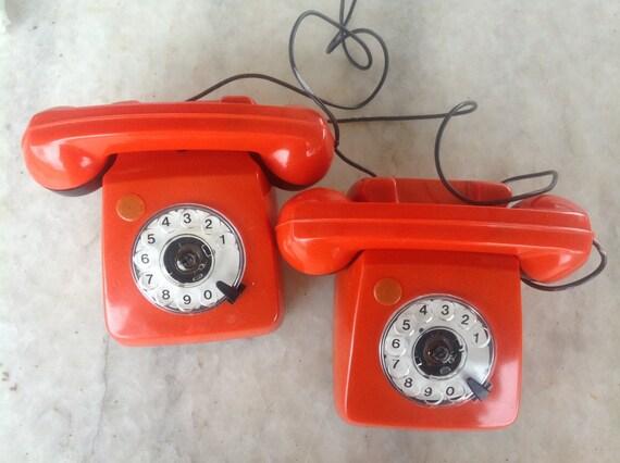 Vintage Toy Telephone 10