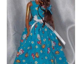 Barbie Hello Kitty Etsy