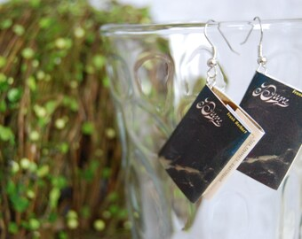 Dune Book Earrings