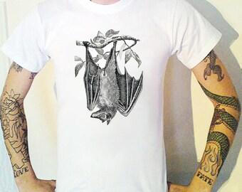 Bat T-Shirt Victoriana Victorian