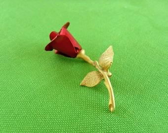 Vintage Avon Rose Pin (Item 287)
