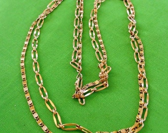 Vintage Chain Necklace (Item 486)