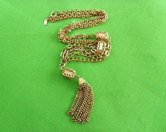 Vintage Emmons Necklace (Item 494)