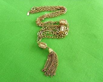 Vintage Emmons Necklace (Item 494)