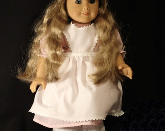 Prairie Doll Birthday Outfit fits American Girl© Doll