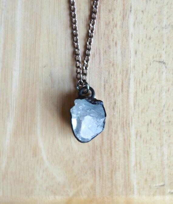 necklace celestite necklace gemstone necklace