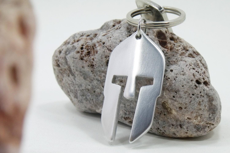 Spartaner-Helm als Schlüsselanhänger