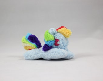 Tiny Rainbow Dash Plush - MLP FIM