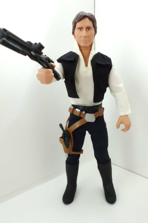 "Star Wars Han Solo 12"" by Hasbro Toys"