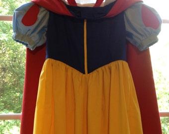 Child's Snow White Costume