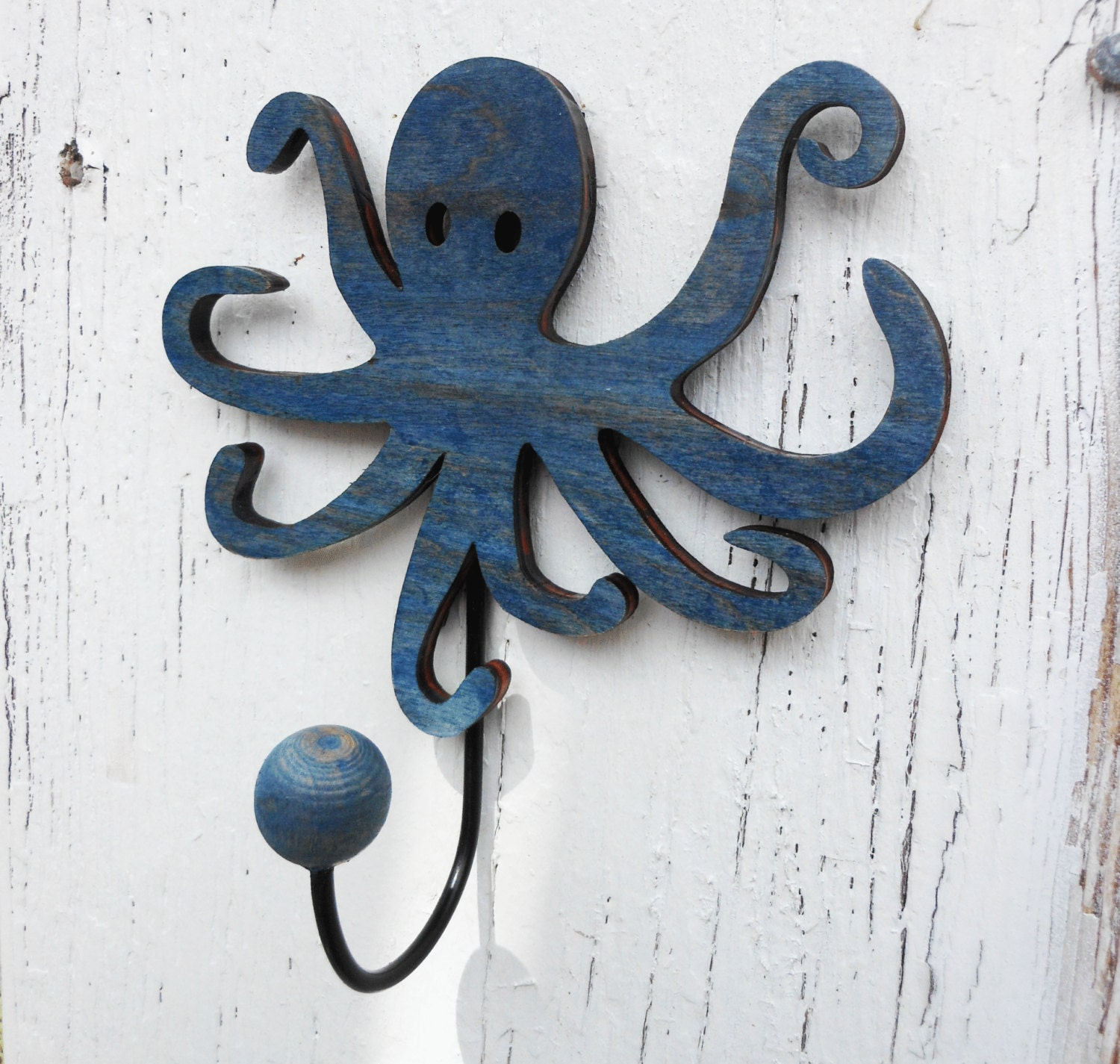Chandeliers pendant lights - Octopus towel hooks ...
