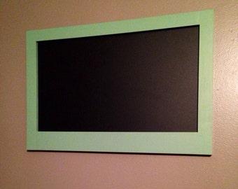Framed Chalkboard Kitchen Chalkboard Chalk Board