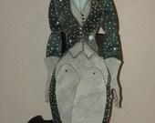 Paper Doll  Ring Master- Lunette