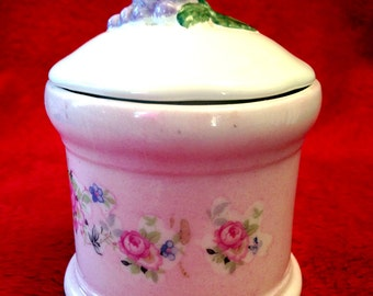 McNicol China canister 1950's