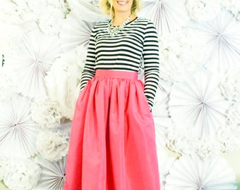popular items for midi skirt pattern on etsy