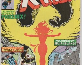 Uncanny X-Men, Vol 1, 125 Bronze Age Comic Book.  NM-. Sept 1979.  Marvel Comics Group.