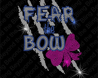 Rhinestone cheer bling download template fear the bow download rhinestone cheer bling download template fear the bow download cheer file