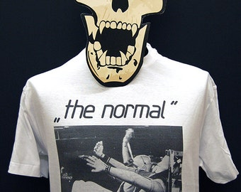 The Normal - Warm Leatherette - T-Shirt