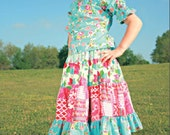 darison tiered skirts pattern by marie-madeline studio (M083)