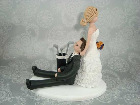 bride dragging groom wedding cake toppers unavailable listing on etsy 12132