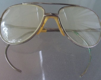 Wire Rimmed Eyewear, Vintage Glasses