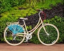 Crochet Bicycle Skirt Guard, Dress Guard, Bicycle Accessories, Bike Accessories, Crochet Accessories, Beach Cruiser, Cycling, Crochet Bike