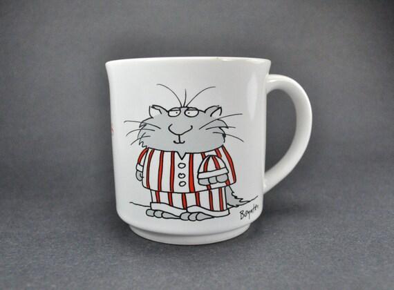 Sandra Boynton The Cats Pajamas Coffee Mug