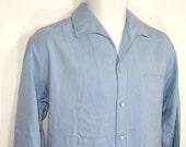 Vintage Munroe's of Panorama City Shirt Sz.M 1950's/1960's