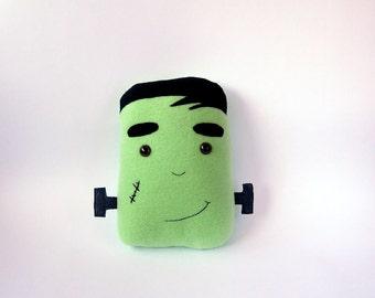 Halloween Frankenstein Monster Plush Stuffed Animal Pillow - Frankie