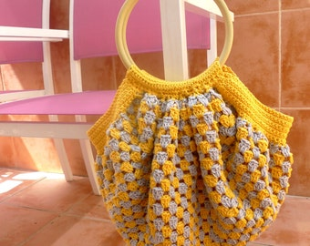 granny bag crochet
