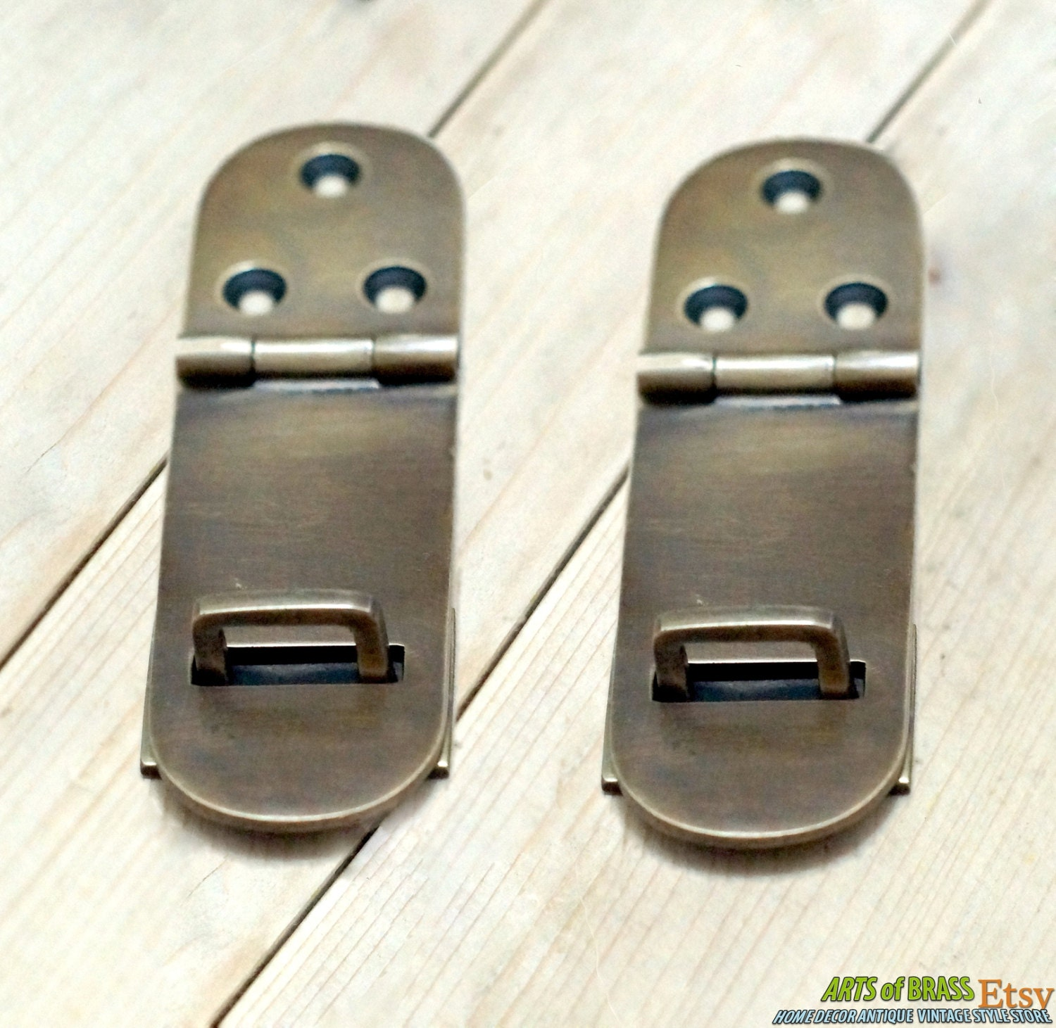 Door Flip Latch lot of 2 pcs vintage retro flip latch lock safe box door lock