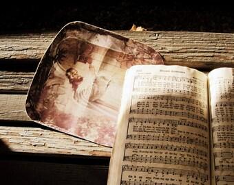 Religious Photography - Hymnbook Fine Art Photograph - Blessed Assurance Print - Christian Hymn Art