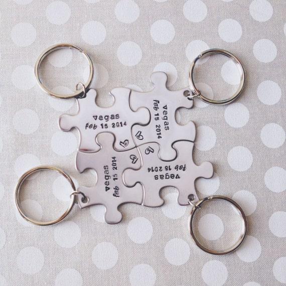 Wedding Shower Gift For My Best Friend : Bridesmaids Gift, Bridal Shower, Bridal Party, Best Friends, Puzzle ...