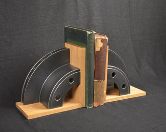 Book Ends (Brake Rotor)