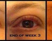 Eyelash Serum (All Natural) - Promotes Growth and Thickening of Eyelashes
