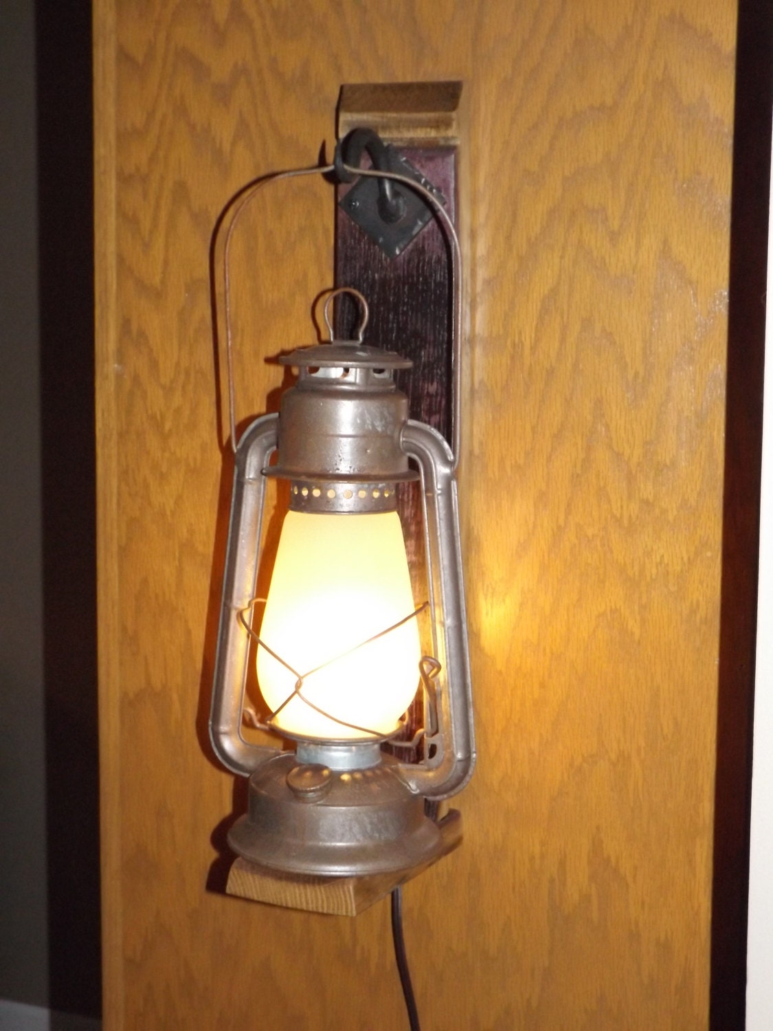 Lantern Wall Sconces Rustic : Unavailable Listing on Etsy