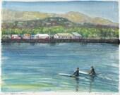 California Surfers Beach ...