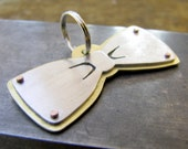 Bow Tie Pet Tag, made to size for your pet