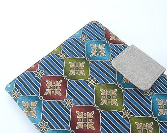 Nook Simple Touch Cover iPad Mini Cover Kindle Fire Cover Kobo Cover Case Byzantine Arabesque eReader