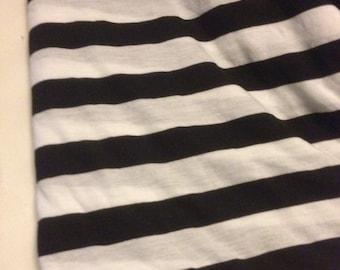 Stripes Jersey Knit 1 Yard