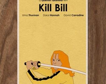 Kill Bill Limited Edition Print
