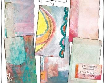 Art Mats - Digital Elements by Roben-Marie Smith and Kira Harding