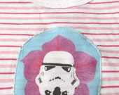 Stormtrooper Onesie, 3 to 6 months