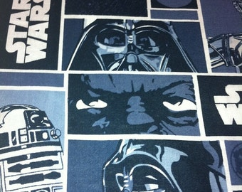 MadieBs Star Wars Crib or Toddler Fitted  Bed Sheet  Custom Made